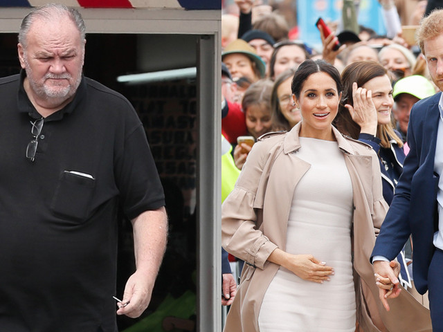Thomas Markle Opens Up About Relationship With Daughter Meghan: 'I Have Been Frozen Out'