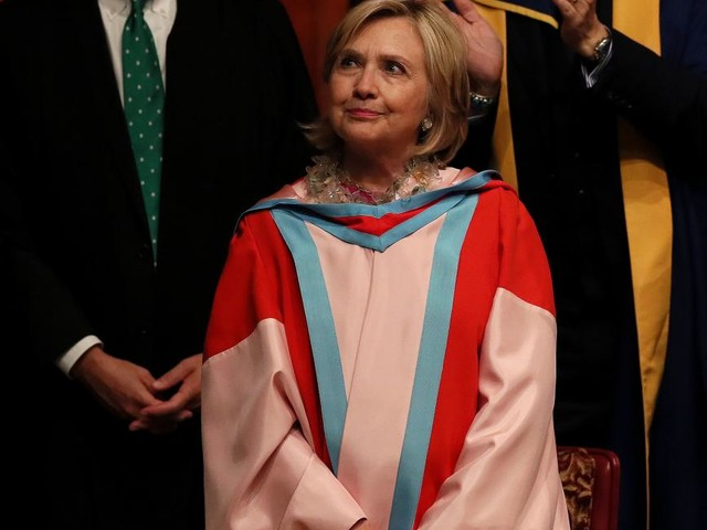 Queen's University appointment of Hillary Clinton as chancellor sets an example for American colleges (opinion)