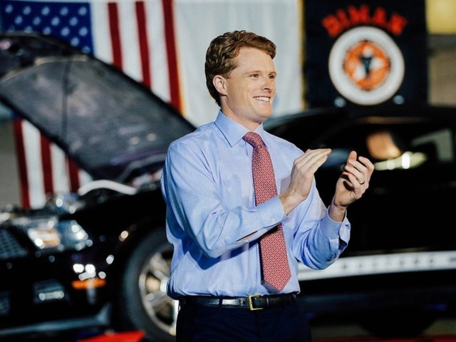 Who Was Joe Kennedy's State of the Union Response For?