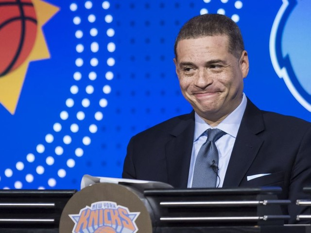 The Knicks might finally know what they're doing