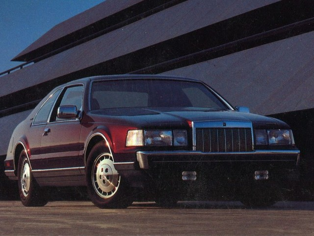 """""""What a Luxury Car Should Be"""" – 1987 Lincoln Mark VII brochure"""