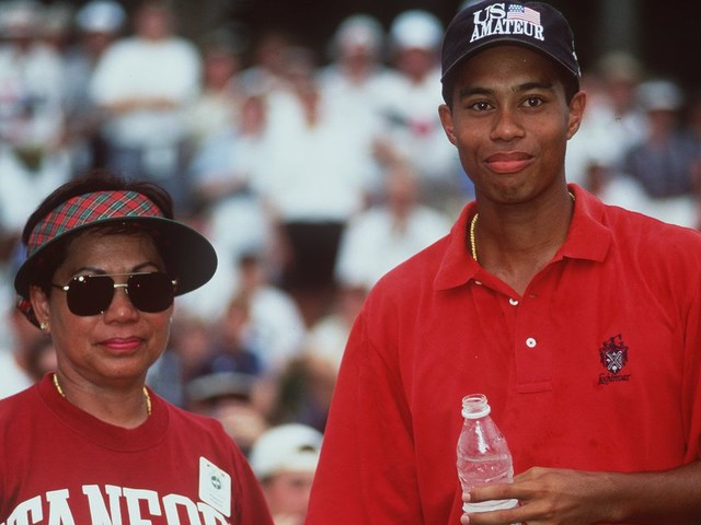 Tiger Woods' fifth Masters win was about a mother and a son too