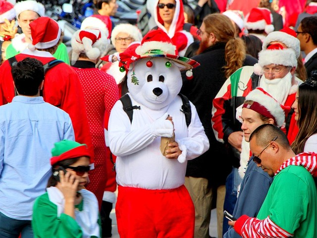 Day Around the Bay: SantaCon 2020 Has Been Canceled