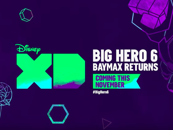 Exciting Sneak Peek of New Disney XD Series Featuring Hiro and Baymax from 'Big Hero 6'