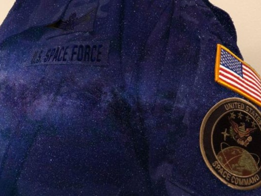Space Force Uniforms Unveiled