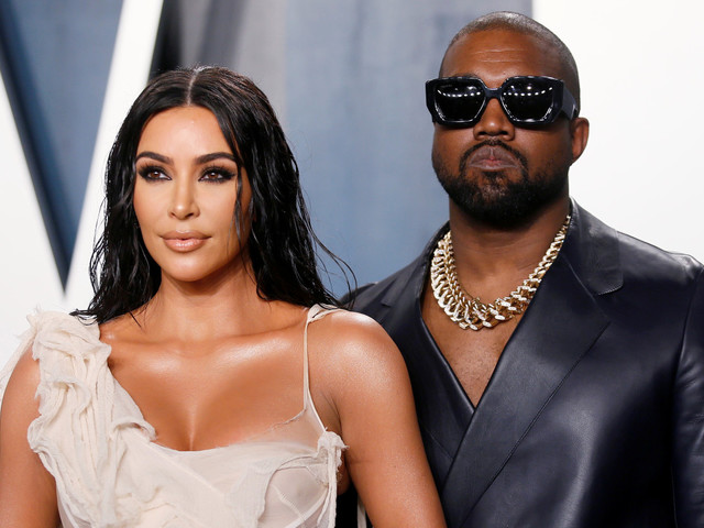 Kanye West posts video with family from Dominican Republic