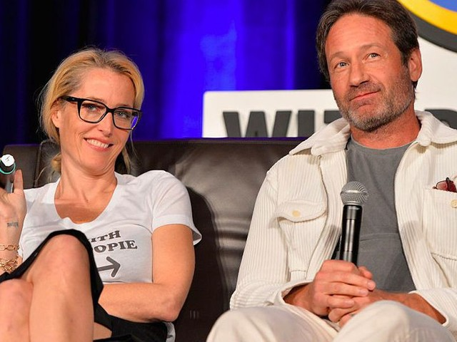 Gillian Anderson is officially, really, truly leaving 'The X-Files'