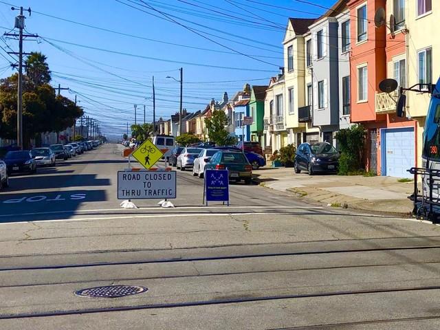 Humpday Headlines: SFTMA Makes Four 'Slow Streets' Permanent