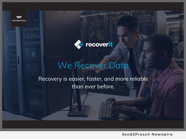 Wondershare's Recoverit Free Makes it Much Easier for Photo Recovery from Memory Card