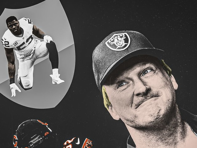 The Legacy of the Khalil Mack Trade Still Lingers Over Jon Gruden