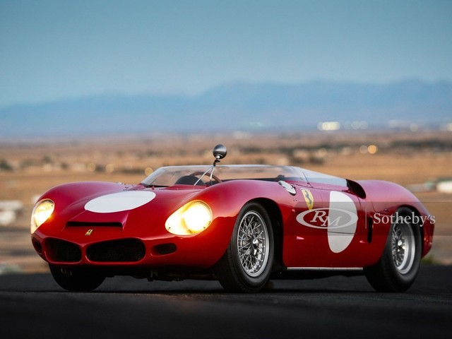 1962 Ferrari 268--SP