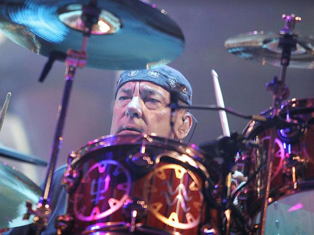 Rush, Neil Peart focus of tribute in downtown Las Vegas