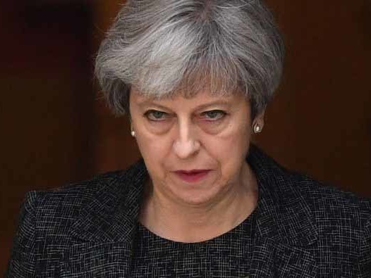 Theresa May Humiliated As Tory Rebellion Leads To Key Brexit Vote Loss