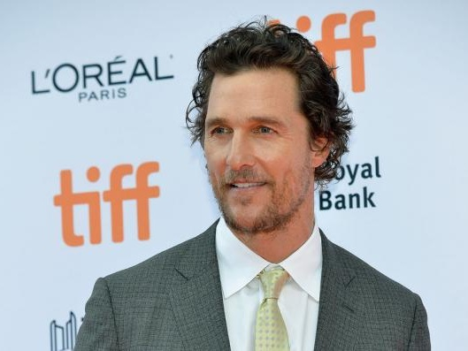 Famous birthdays for Nov. 4: Matthew McConaughey, Laura Bush