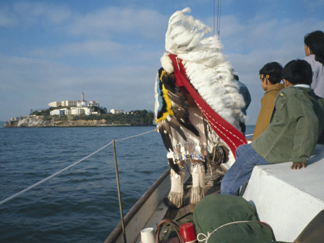 How a Native American Resistance Held Alcatraz for 18 Months