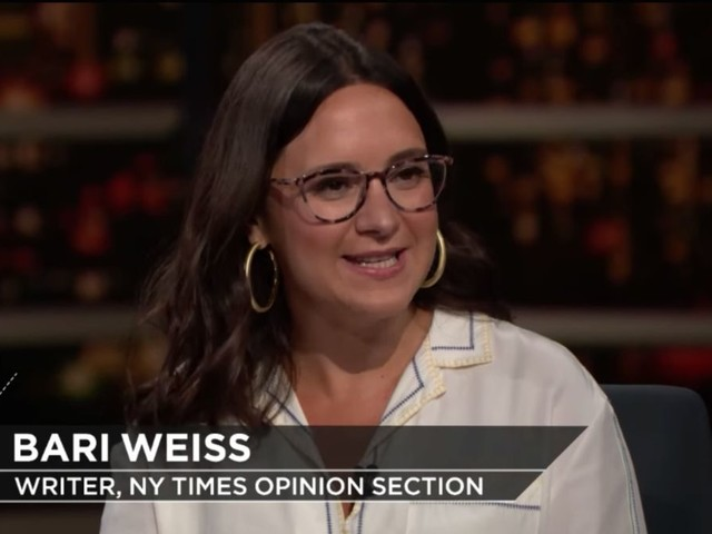 Ex-New York Times Writer Bari Weiss Begins New Job as Whitest Woman Ever. Let Me Explain