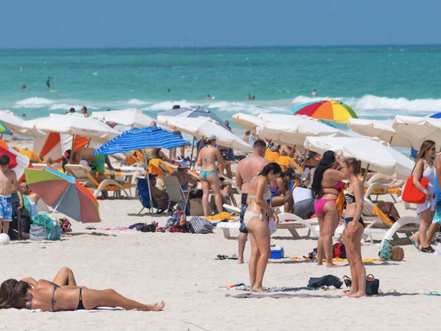 Florida Passes New York In Coronavirus Count As Feared 'Second Wave' Emerges In Spain: Live Updates