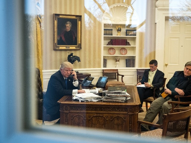 Should We Care What Steve Bannon Wears in the Oval Office?