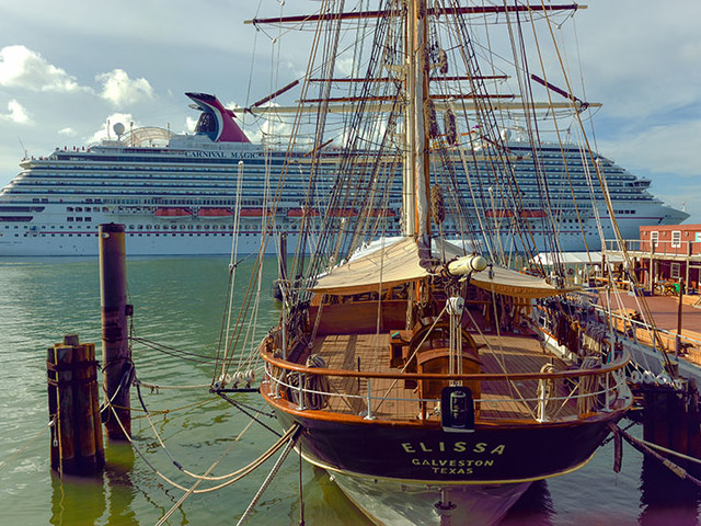 Carnival Cruise Line To Add A Fourth Ship In Galveston
