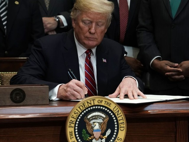 Trump to launch 'American AI Initiative' later today