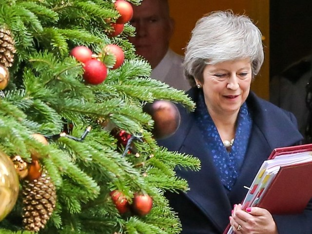 British companies are planning to stockpile for the 'nightmare' of a Christmas time no-deal Brexit