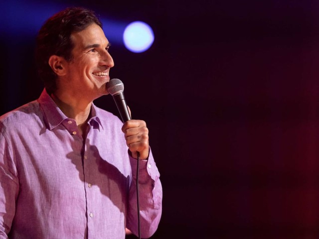 How Gary Gulman found the funny in clinical depression for his new HBO special