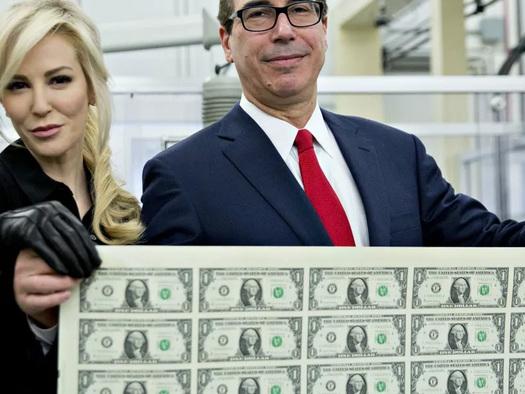 Trump Treasury Secretary Steve Mnuchin Launches $2.5 Billion Private Equity Fund