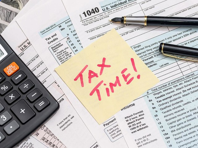 From 'withholding tax' to 'adjusted gross income': Tax season terms for beginners