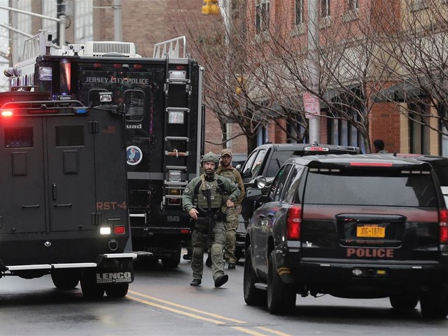 Cop, Others Killed in New Jersey Standoff