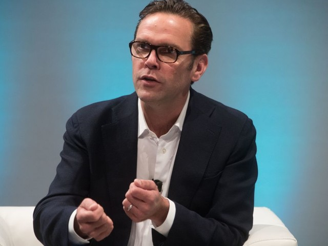 """James Murdoch And Tech Investor Reid Hoffman Talk Dark Side Of Social Media And How To Monitor """"The Discourse"""""""