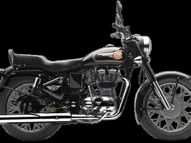 Royal Enfield Bullet 350 & 500 Bikes Get A Rear Disc Brake; Prices Start At Rs. 1.28 Lakh