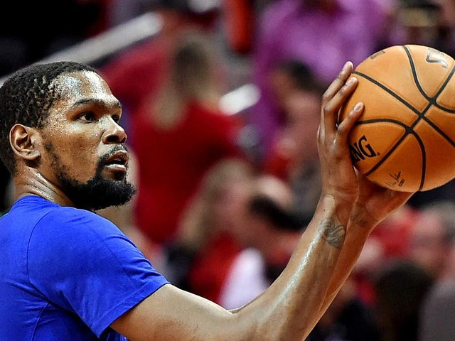 Will we ever *really* know why Kevin Durant chose the Nets?
