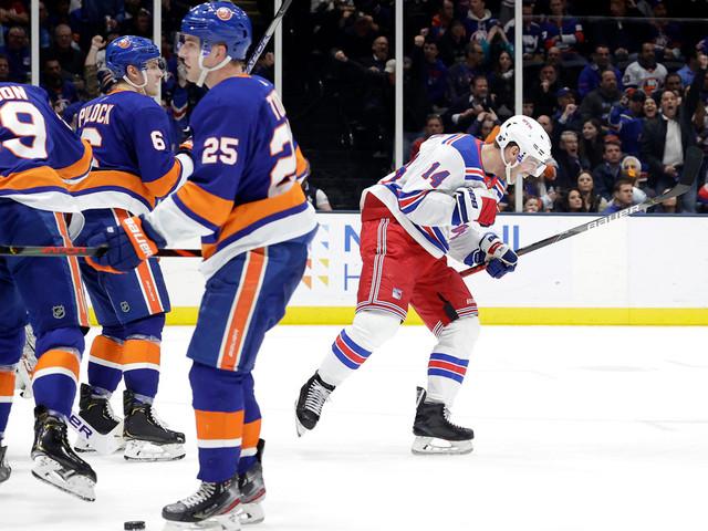 Rangers take down Islanders in pivotal overtime thriller