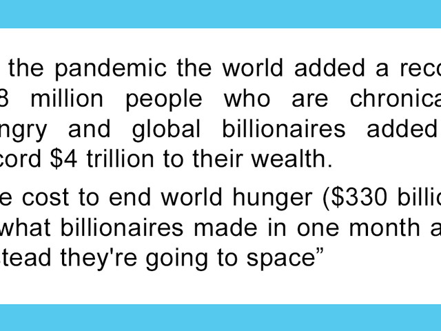 50 Reactions People Had To The Billionaire Space Race Happening Now