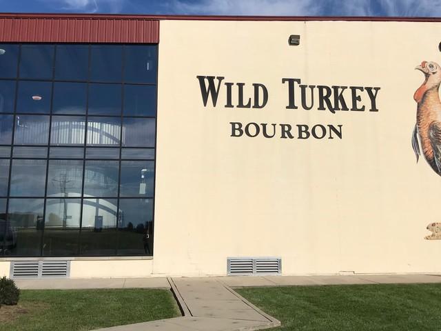 Tour Kentucky's Wild Turkey distillery