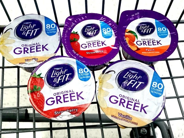 $1.25 in New Dannon Light & Fit Yogurt Coupons – FREE at ShopRite, Stop & Stop + More!