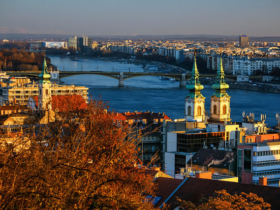 American – $550: Dallas – Budapest, Hungary. Roundtrip, including all Taxes