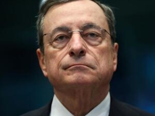 European Central Bank hints at stimulus _ drawing Trump ire