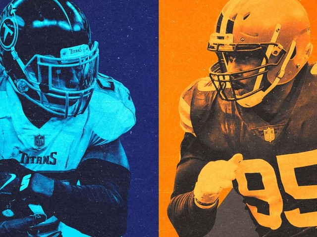 The NFL Week 13 Matchup Guide: Can the Browns—or Any Team, Really—Contain Derrick Henry?