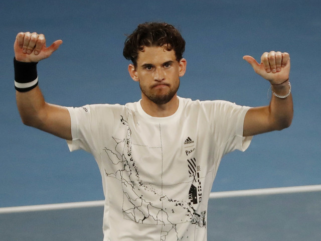 """""""Already Proven He Is Worthy"""": Dubai Duty Tennis Championships' CEO on Dominic Thiem"""
