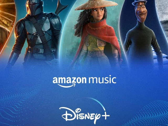 Get up to 6 months of Disney Plus for free with an Amazon Music Unlimited subscription