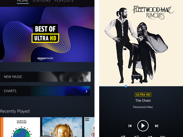 Amazon Offers Millions of Songs in High-Quality Audio. Even Neil Young Approves.