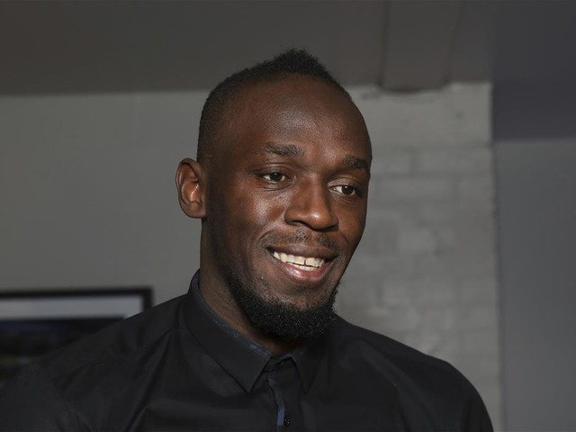 Usain Bolt's Daughter Has Perfect Middle Name