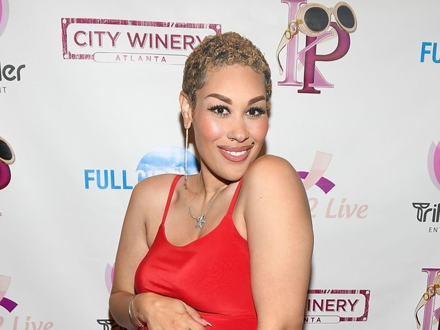 """About Last Night…"": It Looks Like Keke Wyatt Has A New Man In Her Life"