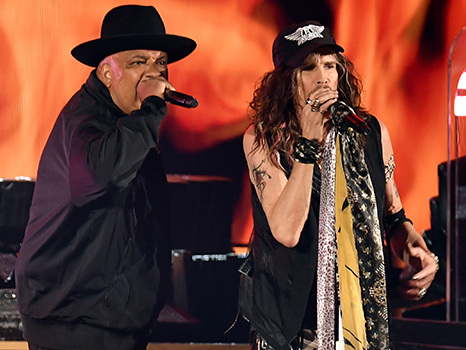 Aerosmith Rocks The 2020 Grammys With Fiery Performance With Run D.M.C.