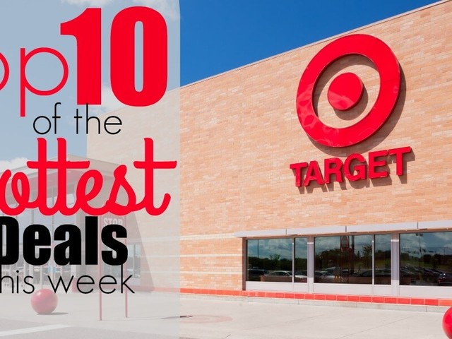 10 of the Most Popular Deals at Target – Ending 10/14