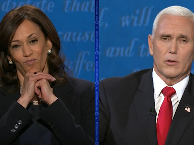 "VP Debate Post-Mortem: Pence Trounces ""Gaffe Machine"" Harris"