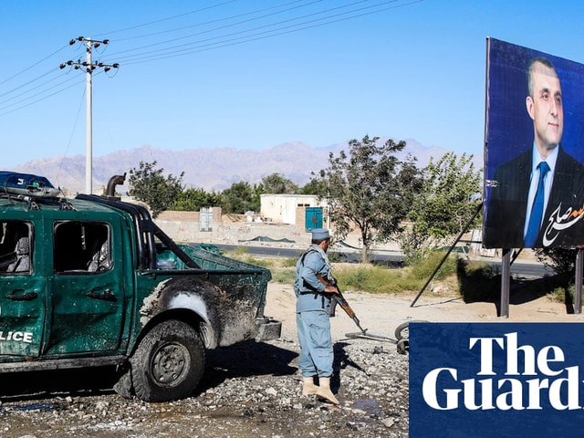 Taliban suicide attacks in Afghanistan leave dozens dead