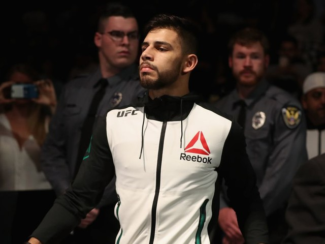Combate Americas won't sign ex-UFC fighter Yair Rodriguez