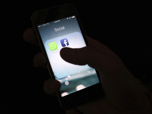 Report: Apps give Facebook sensitive health and other data